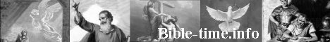banner: bible-time.info/ - bible information notes